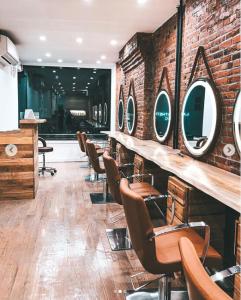 NYC Salon Design